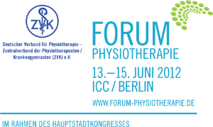 Logo Forum Physiotherapie 2011